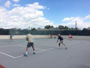 Municipal Tennis Courts