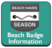 Beach haven Beach Badges